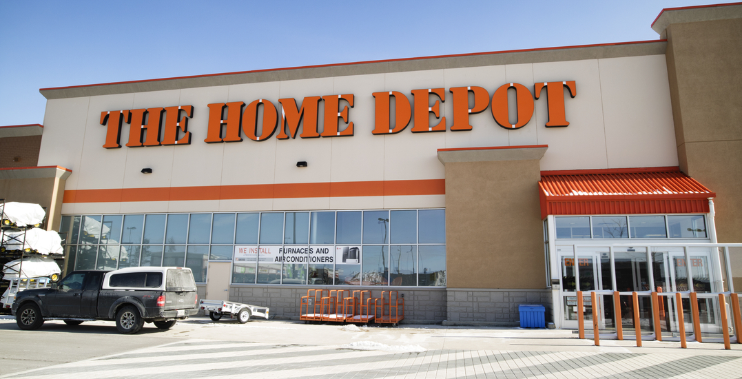 The Home Depot hiring for more than 5,500 jobs before spring