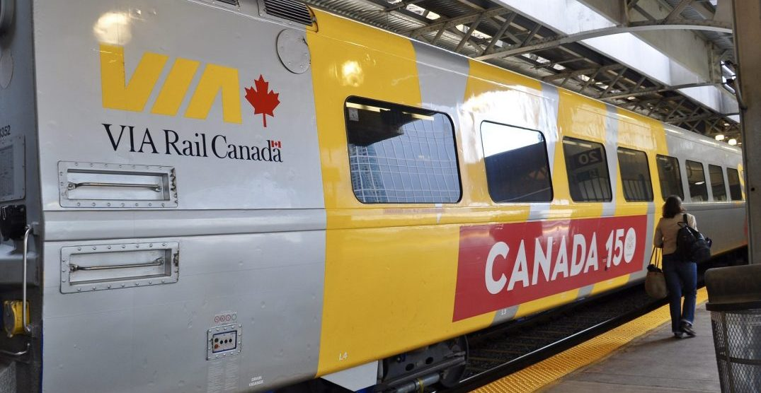 Via Rail service to resume on Thursday between Quebec City and Ottawa