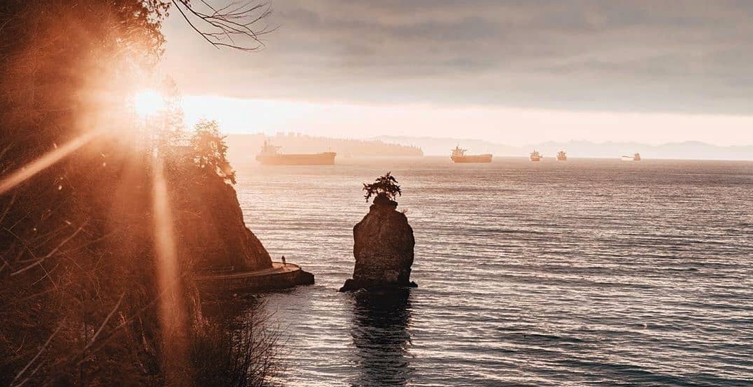 Vancouver sunshine wont last long as rain sets in for remainder of week