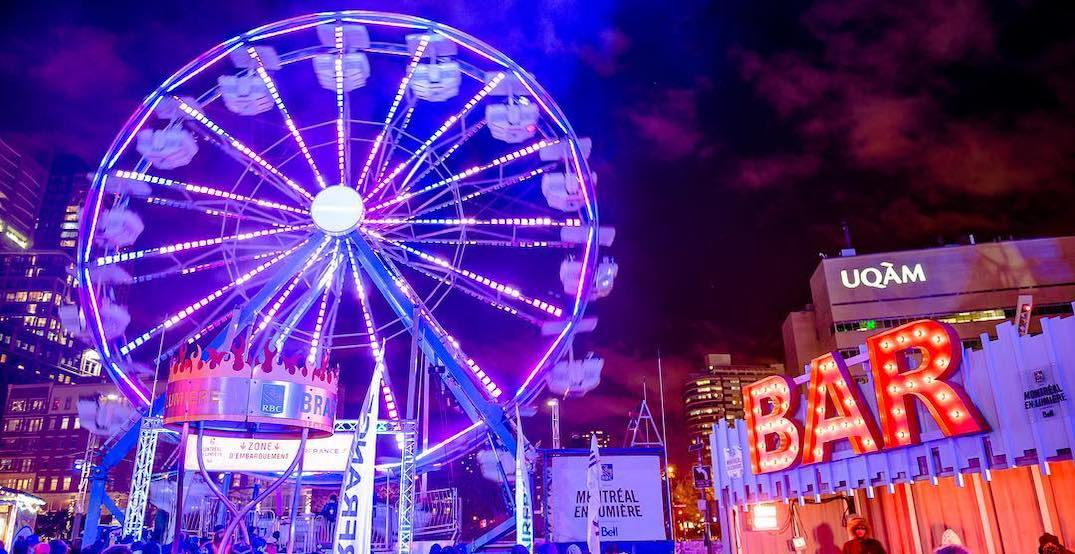 Your ultimate guide to 2020's Nuit Blanche in Montreal