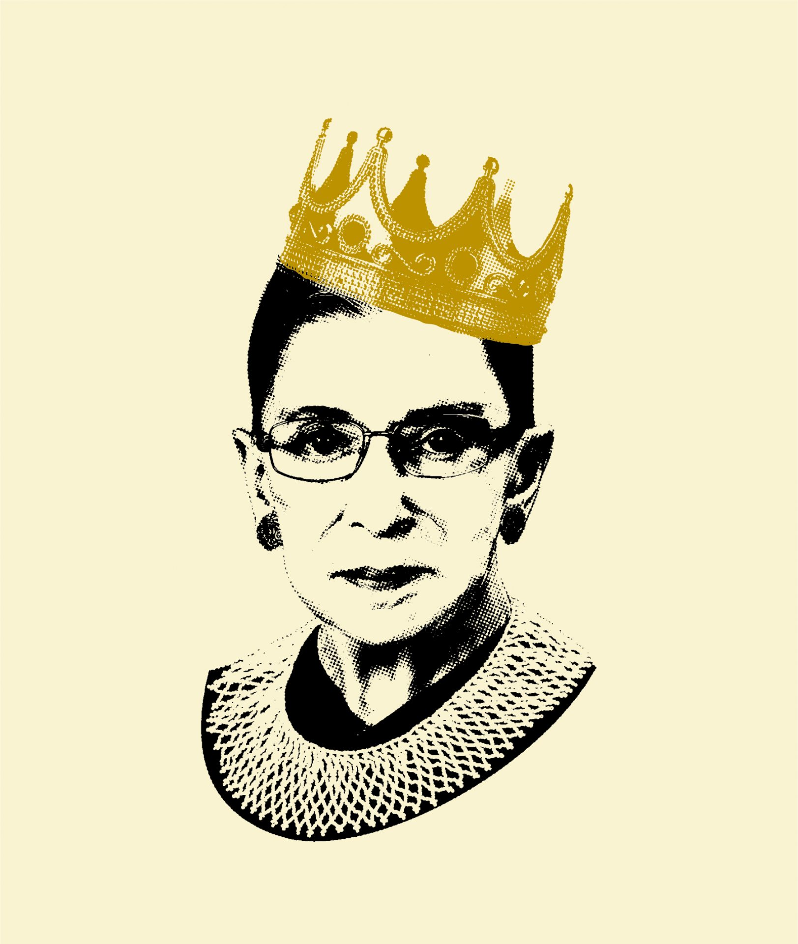 "A ""Notorious RBG"" exhibit is currently being held in ..."