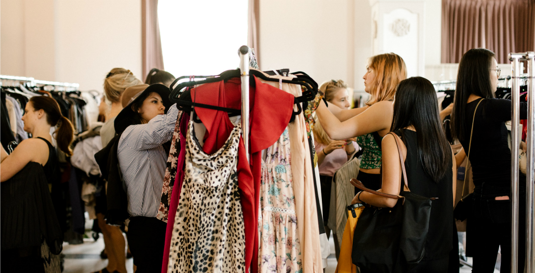 Vancouver's largest consignment pop-up is back for a three-day sale