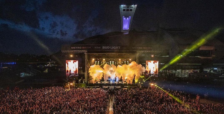 Metro Metro unveils lineup for this spring's Olympic Stadium music festival