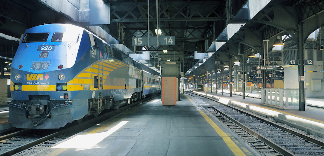 Via Rail to temporary layoff 1,000 unionized employees