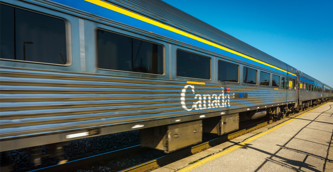 VIA Rail suspends Vancouver-Toronto route for additional 2 months