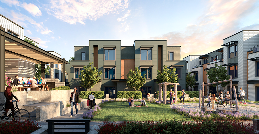 New development in West Coquitlam is light on energy use and big on space