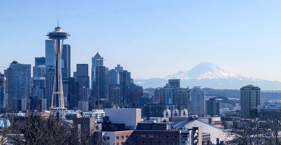 Seattle just had its first dose of sun in 80 days (PHOTOS)