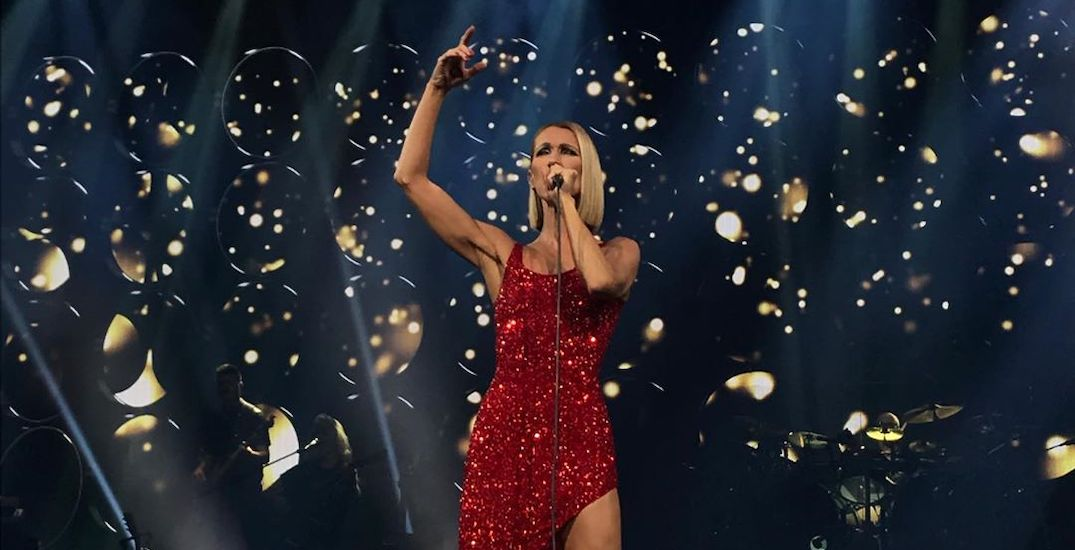 18 shots from this week's Céline Dion shows in Montreal (PHOTOS)
