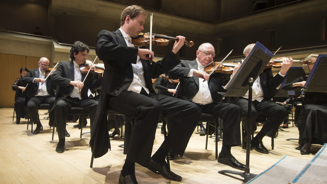 The Toronto Symphony Orchestra is throwing a surprise free concert next week
