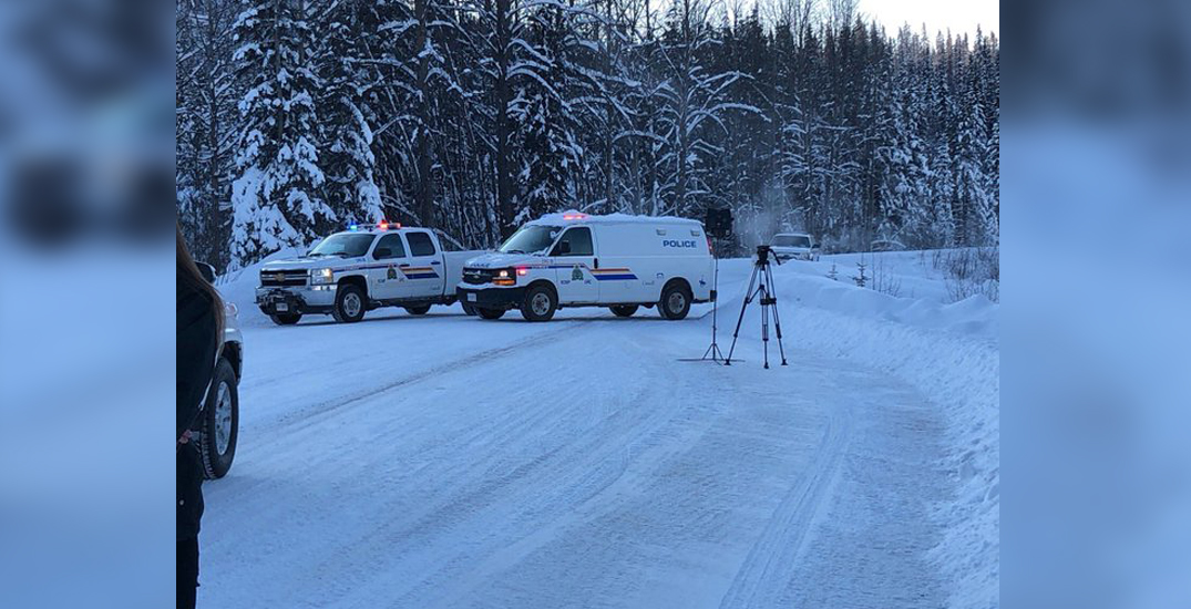 "RCMP to ""reassess"" its presence in Wet'suwet'en territory"