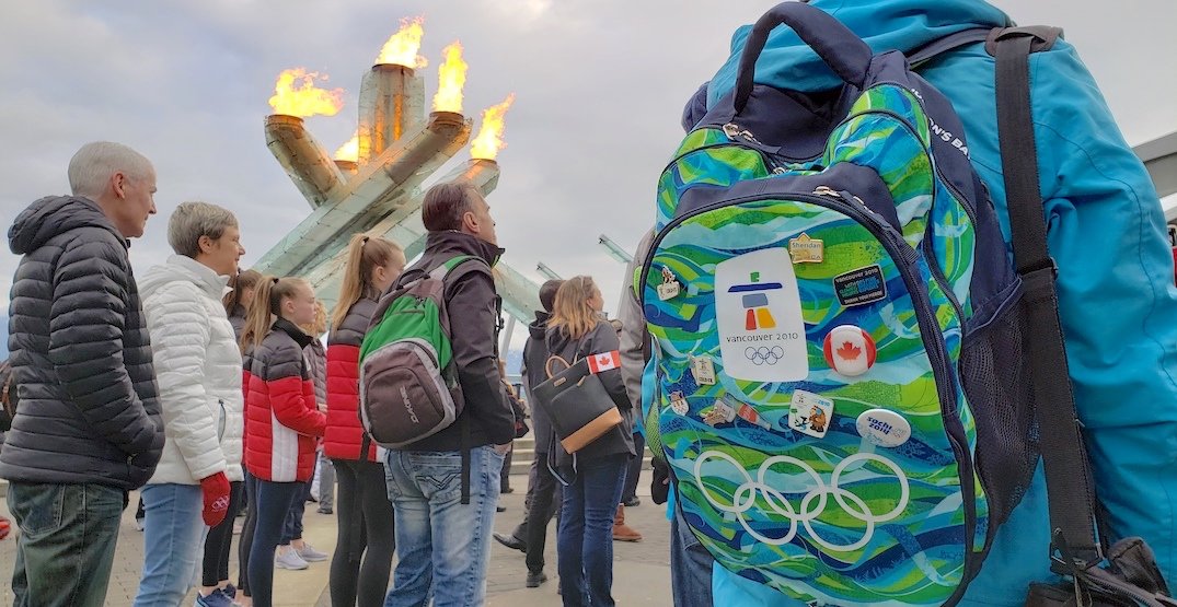 10-year Vancouver Olympic anniversary festival at Jack Poole Plaza this Saturday