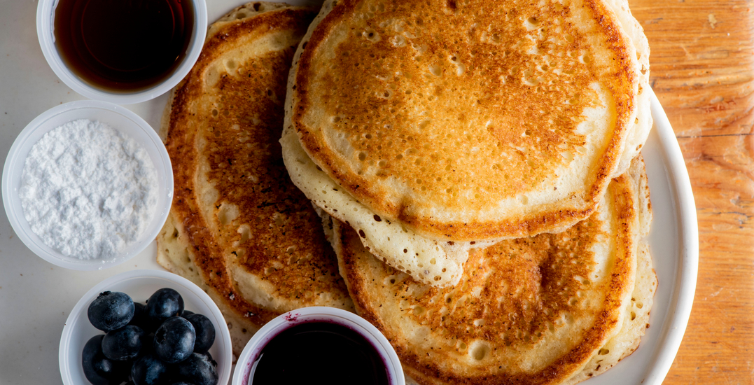 You can get all-you-can-eat pancakes in Toronto on February 25
