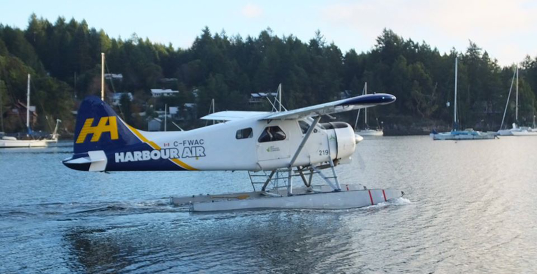 Police searching for suspect who allegedly stole and crashed a float plane