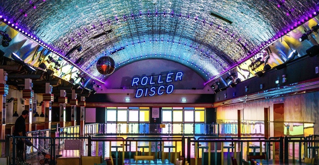 A roller disco brunch is coming to Vancouver in June