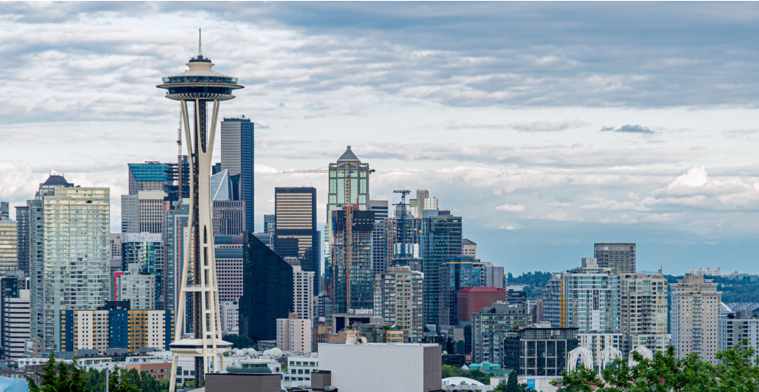 Seattle ranks #4 in North America for high-tech software job growth
