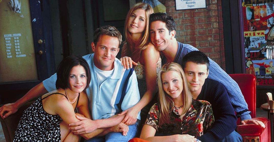 The cast of Friends is reuniting for an HBO special May 2020