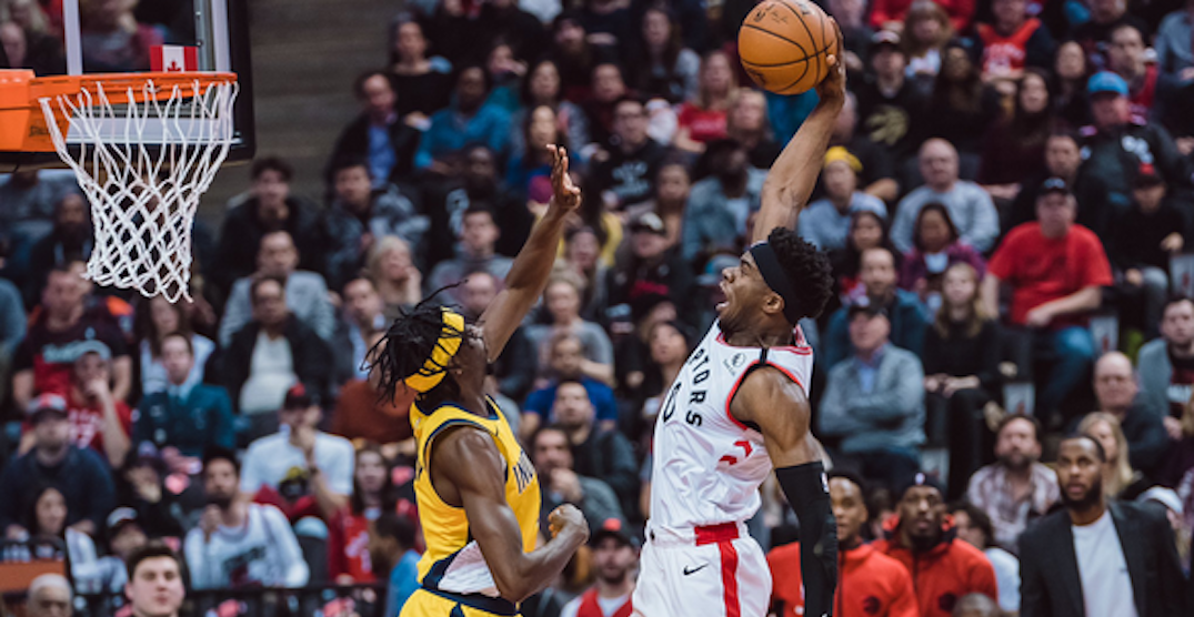 Toronto Raptors set new team record for biggest blowout