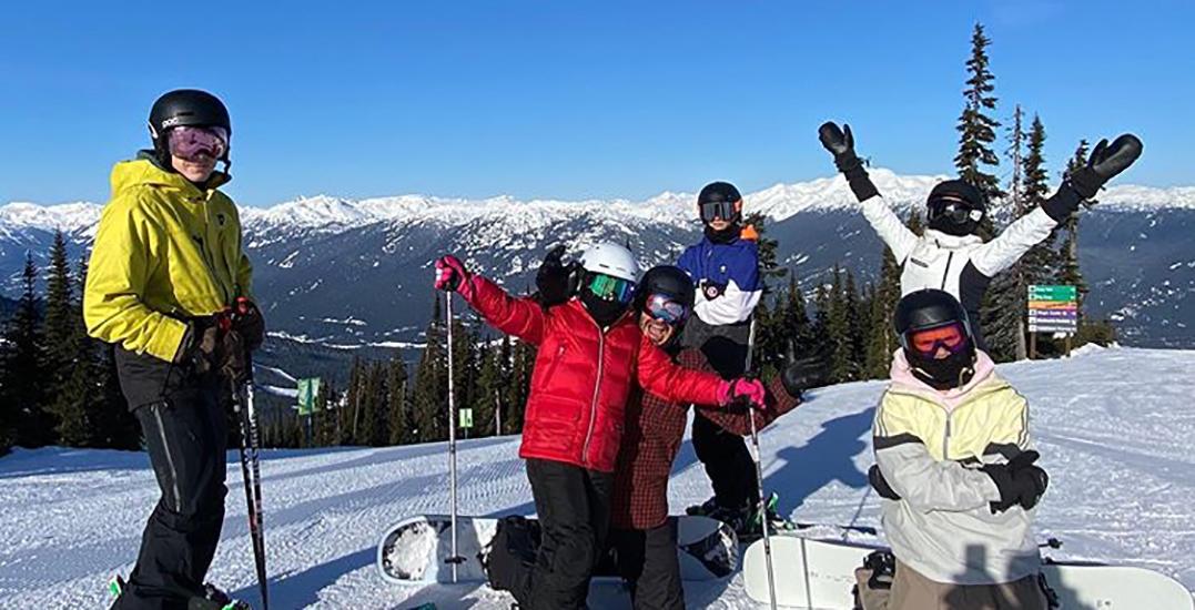 David and Victoria Beckham return to Whistler for family ski trip (PHOTOS)