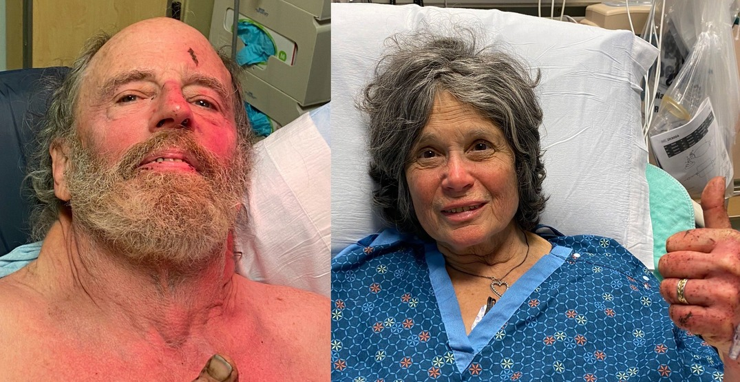 Hikers missing since Valentine's Day found alive in California