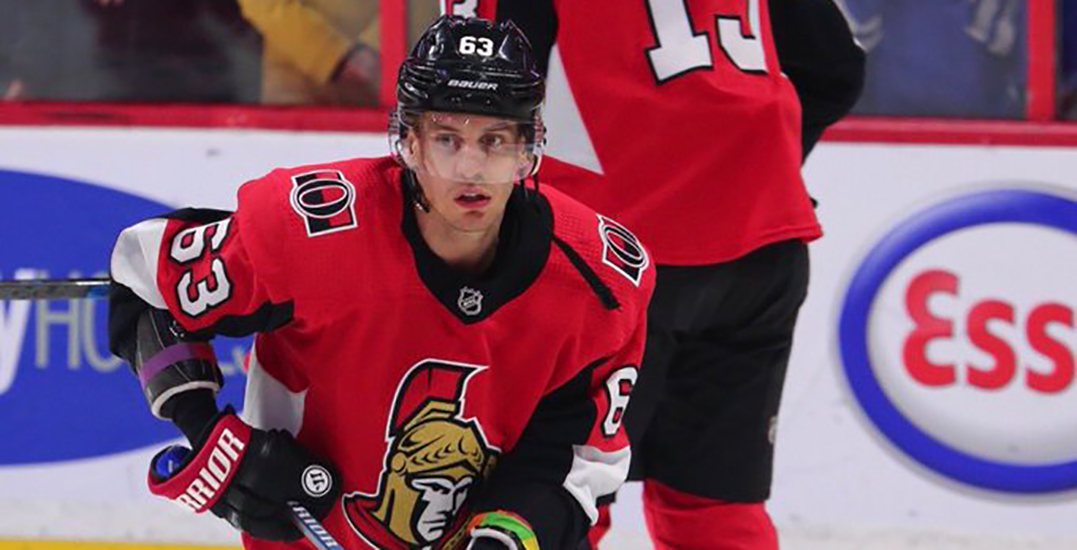Oilers acquire Tyler Ennis from Senators on trade deadline day: report