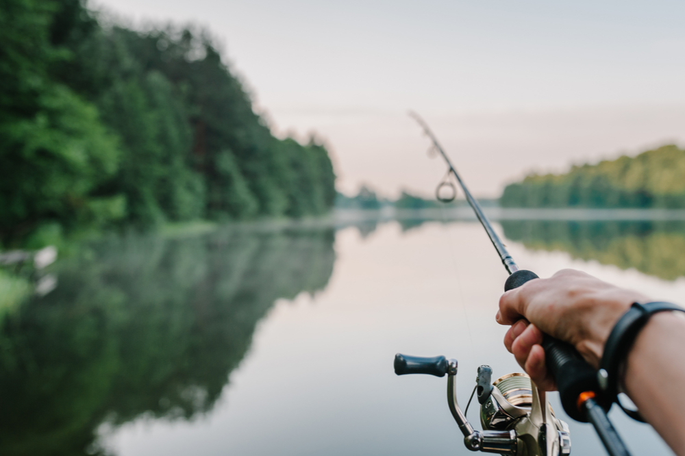 Fishing is free this Father's Day weekend in Ontario