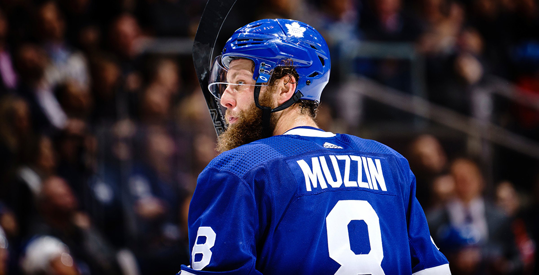 Leafs' Jake Muzzin out of hospital following scary injury