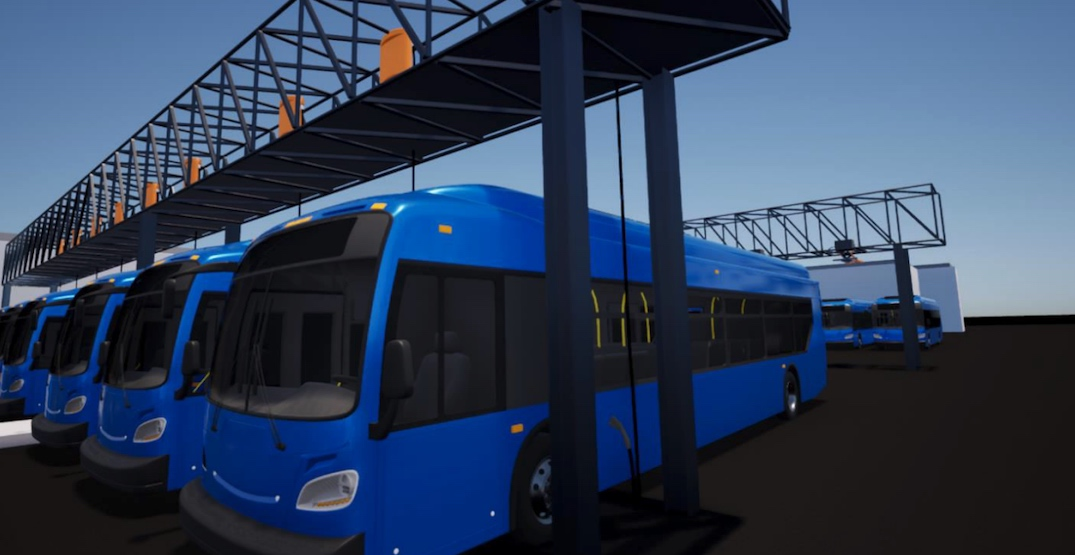 TransLink seeking up to $447 million for over 600 new electric-battery buses