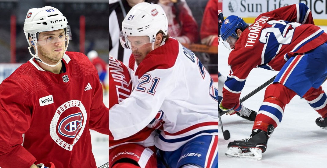 Montreal Canadiens Make 3 Moves On Trade Deadline Day Offside