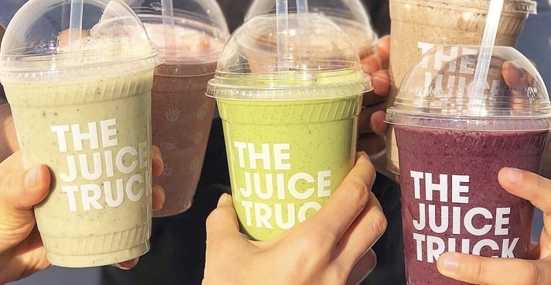 The Juice Truck just opened a new location inside Whole Foods Cambie
