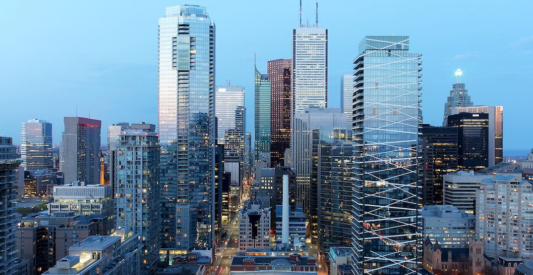 Toronto's luxury condo prices saw significant growth over past 12 months