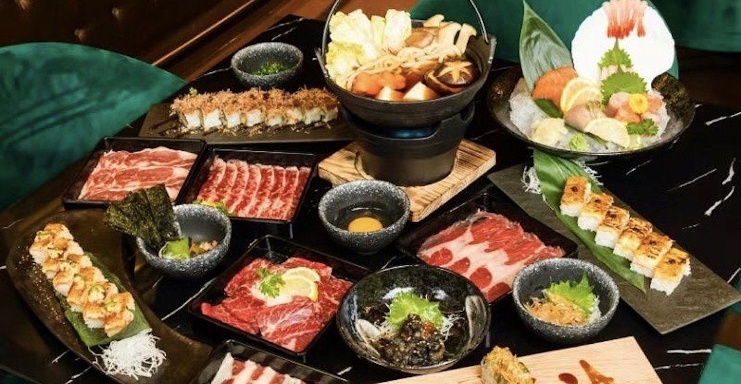 "All-you-can-eat hot pot spot ""Shin Ka Gyuu"" now offers lunch"