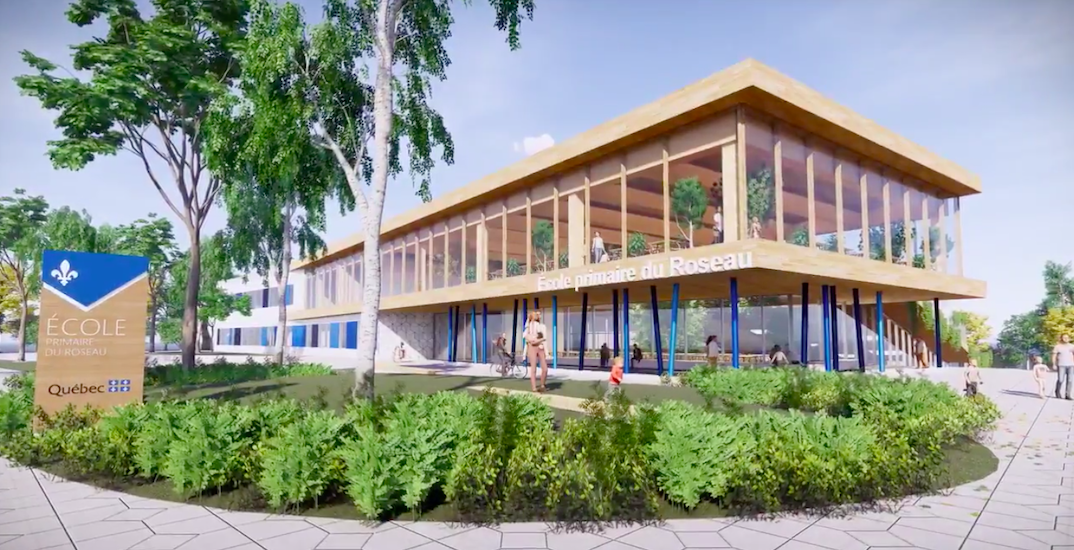Quebec education ministry unveils renderings of new generation of schools (VIDEO)