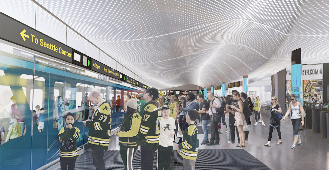 Seattle's NHL team will offer FREE public transit for fans attending games