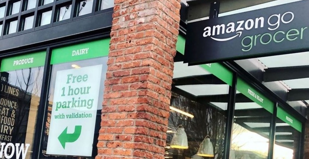 Seattle's first cashierless Amazon Go Grocery is now open
