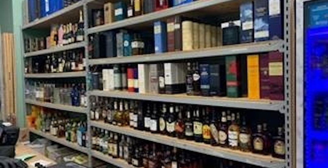 GTA men charged after allegedly selling alcohol at illegal Markham store