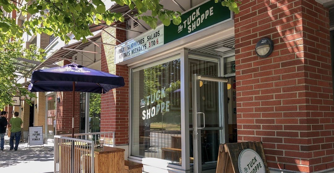 The Tuck Shoppe has now closed both of its Vancouver locations