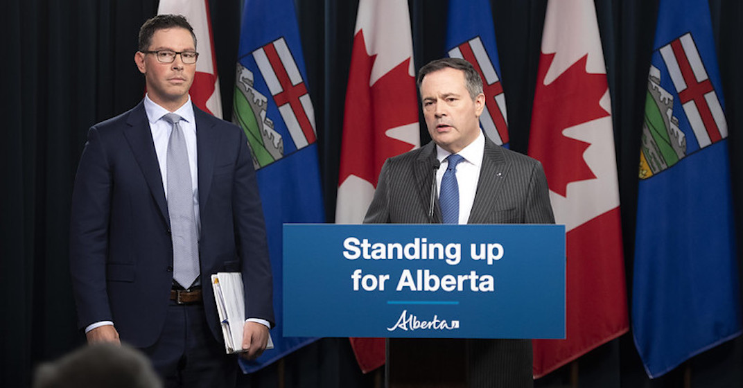 New Alberta bill introduces fines, potential jail time for pipeline protesters