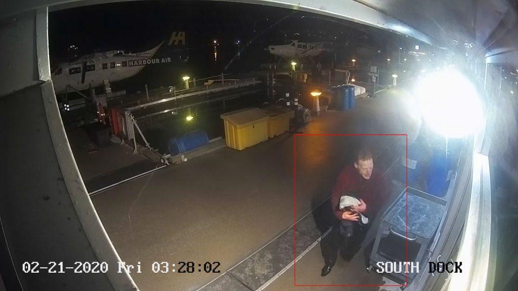 seaplane theft
