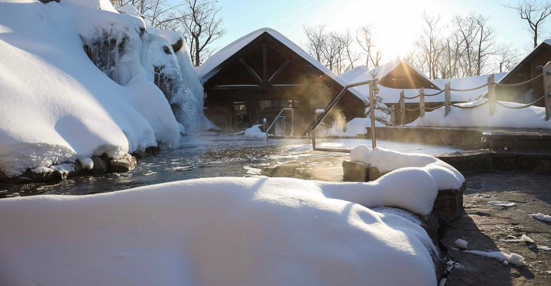 A new Nordic spa is planned for this Albertan community