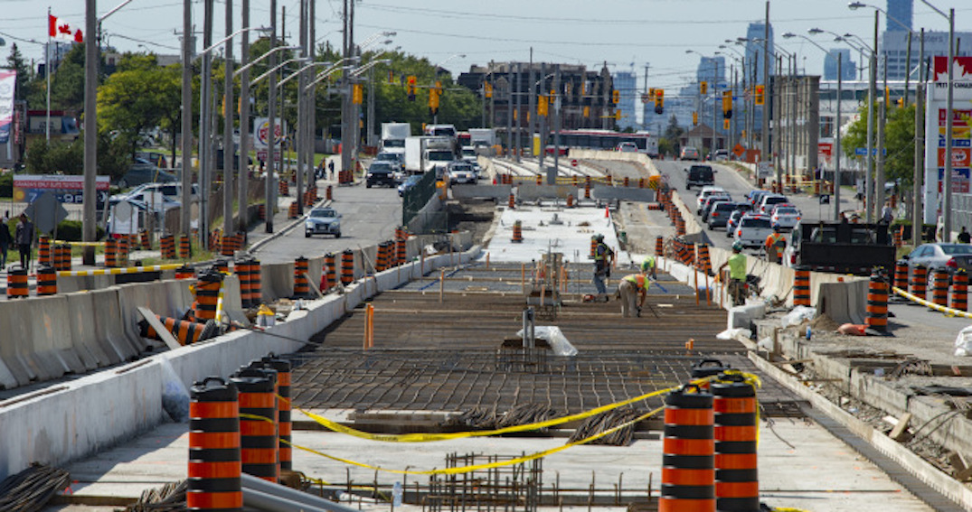 City to ask province for financial assistance for businesses suffering from Eglinton LRT delays