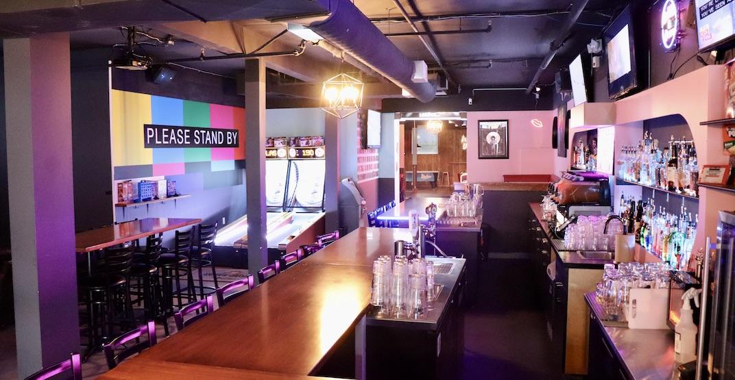 Inside Glitch, Vancouver's big new retro arcade bar (PHOTOS)