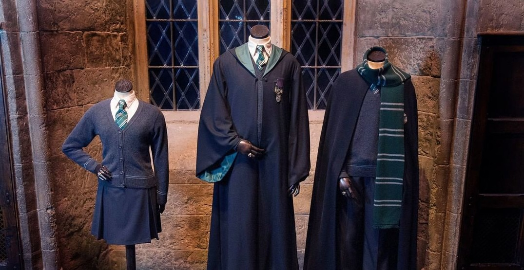 Harry Potter fans can explore the Slytherin common room this spring