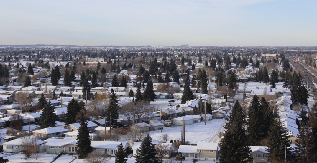 More flurries in the forecast for Edmonton this week