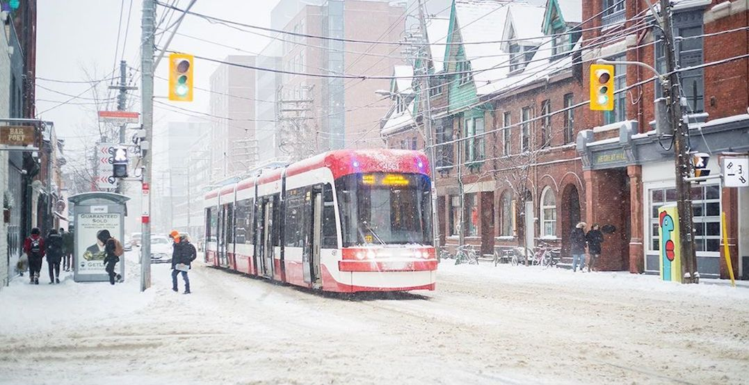 Snowfall Warning lifted for Toronto but further flurries loom