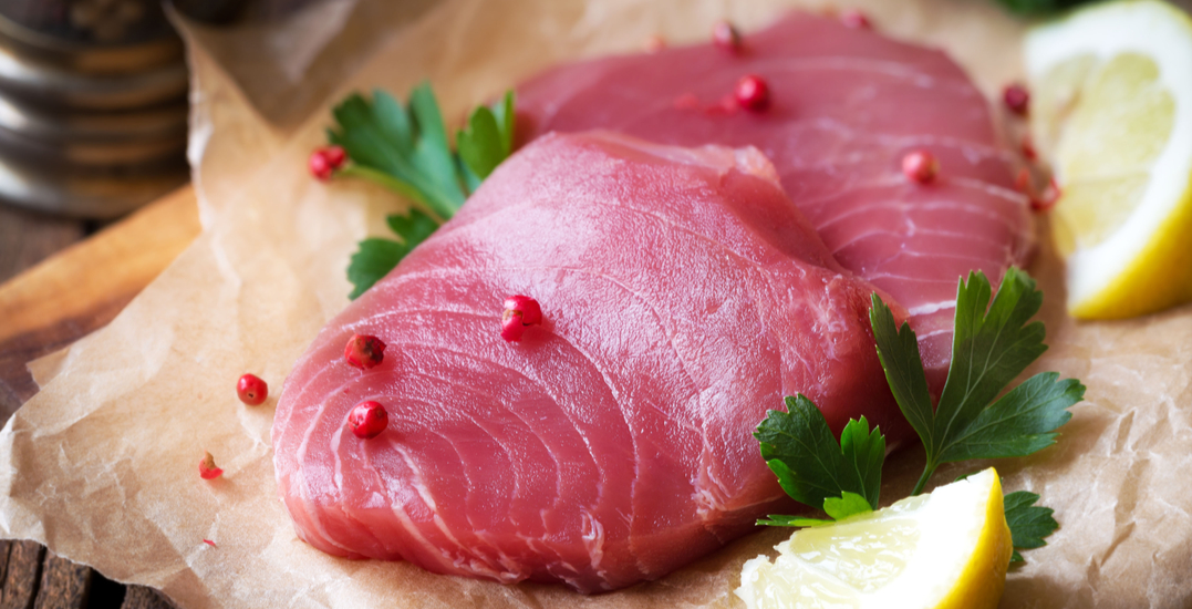Tuna sold in BC stores recalled due to high levels of histamine