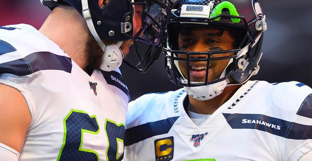 Purchase Seahawks QB Russell Wilson's favorite meals at Eat Local