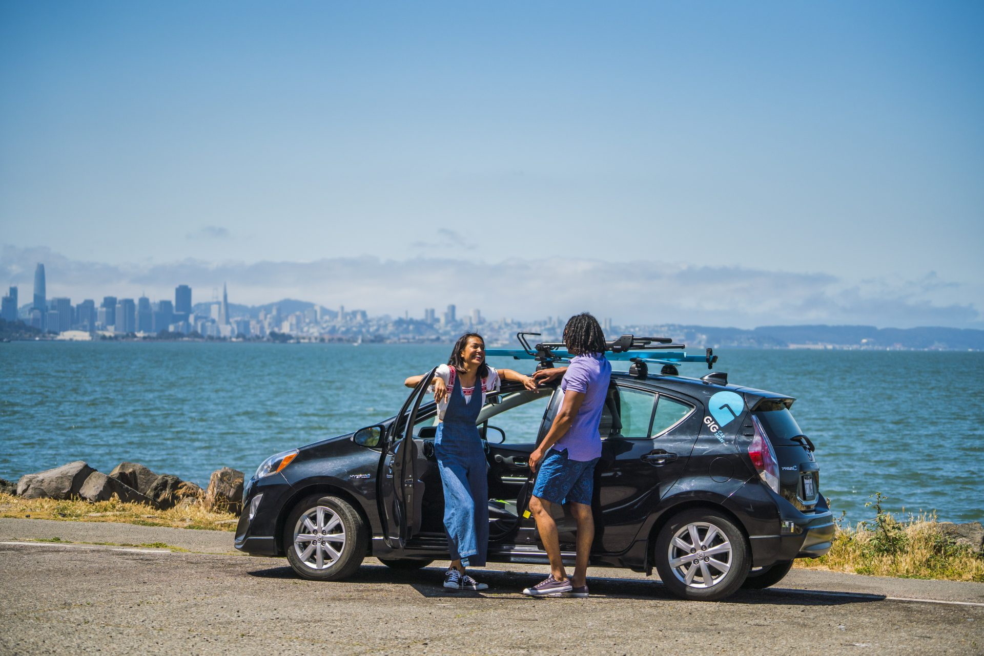 Gig Car Share Seattle