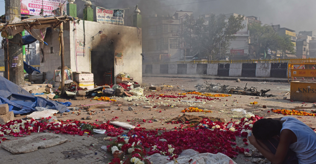 Federal government issues India travel advisory as riot death toll rises
