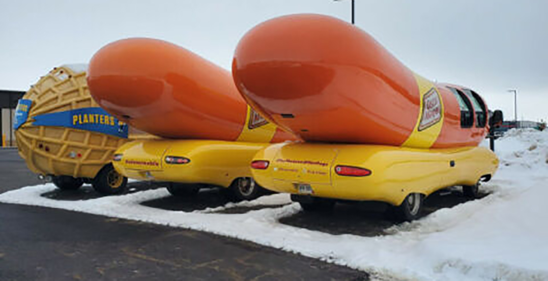 Calgary man's fake Wienermobile ad goes viral after Facebook fight