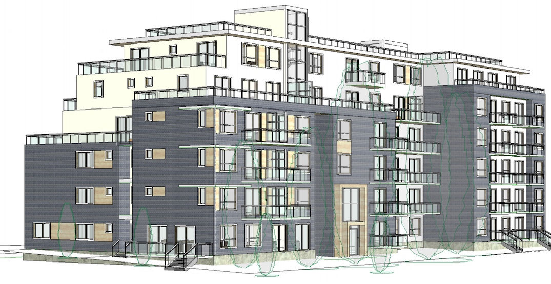 65 rental homes proposed for West 70th Avenue in Marpole